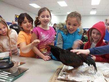 Kids with a chicken.jpg
