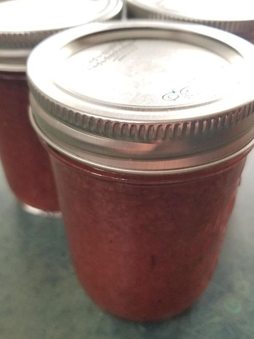 Organic Strawberry Compote