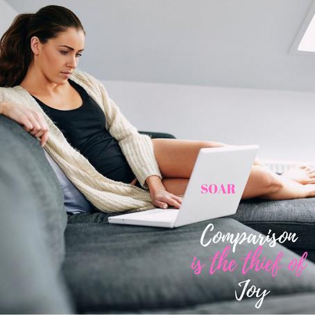 Break Free From The Comparison Trap