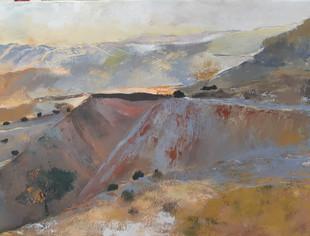 זריחה בהר נבו
