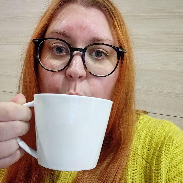 New glasses, who dis_