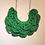 Thumbnail: Handvirkat halsband