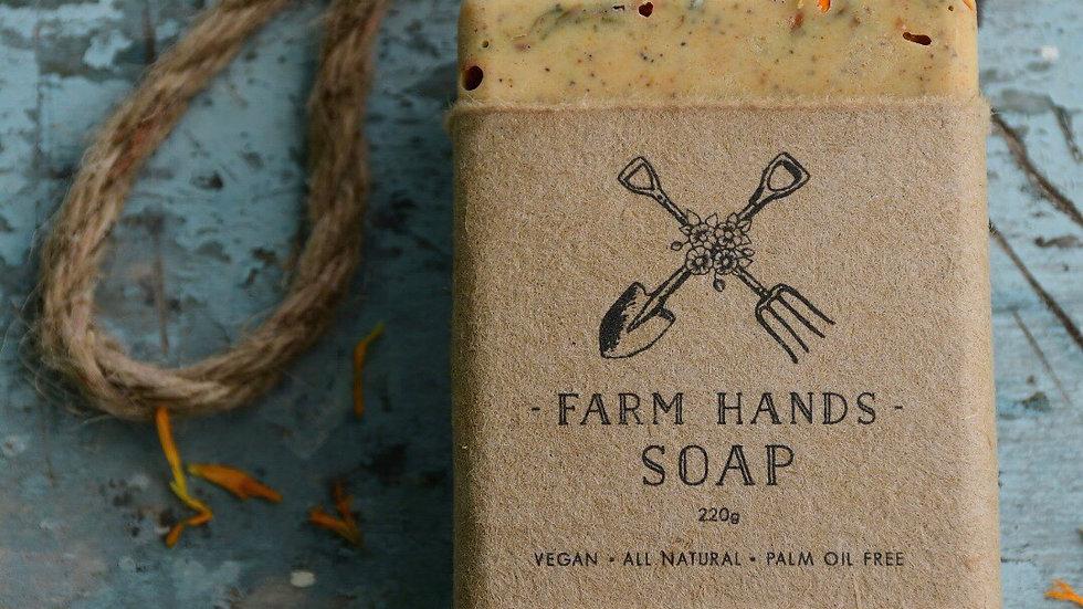 Farm Hands Soap
