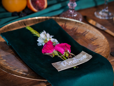 HOW TO INCORPORATE YOUR HERITAGE IN YOUR EVENT