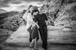 Nilas Photography - Post Wedding Session - Las Vegas - Red Rock - Nevada-39