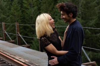 Taylor and Dahkota - Timber - Oregon -