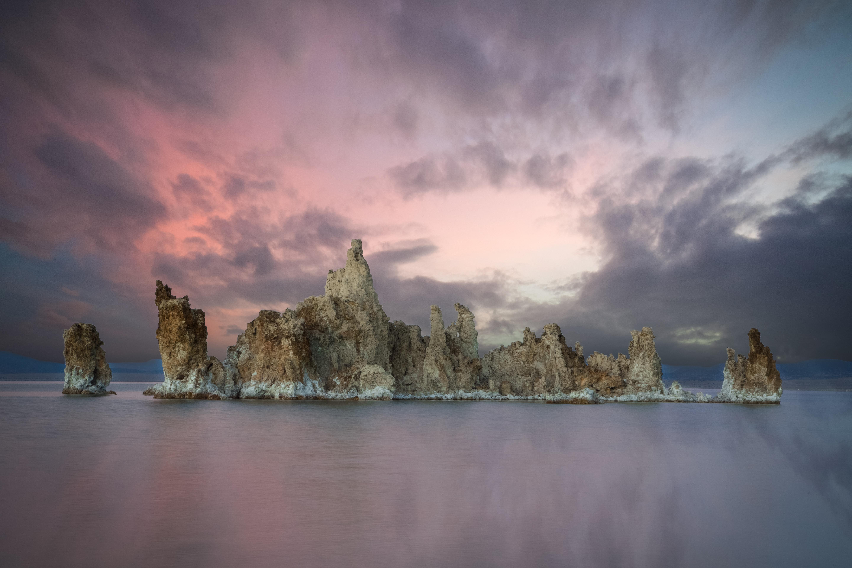 Mono Lake Tufa Mounds - Nilas Photography