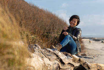 Emmy Wu - Cannon Beach -  Nilas Photogra