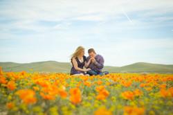 Lancaster - California Poppy Reserve -Tehachapi - Couple - Dylan- Serenah - Nilas - Photography-2