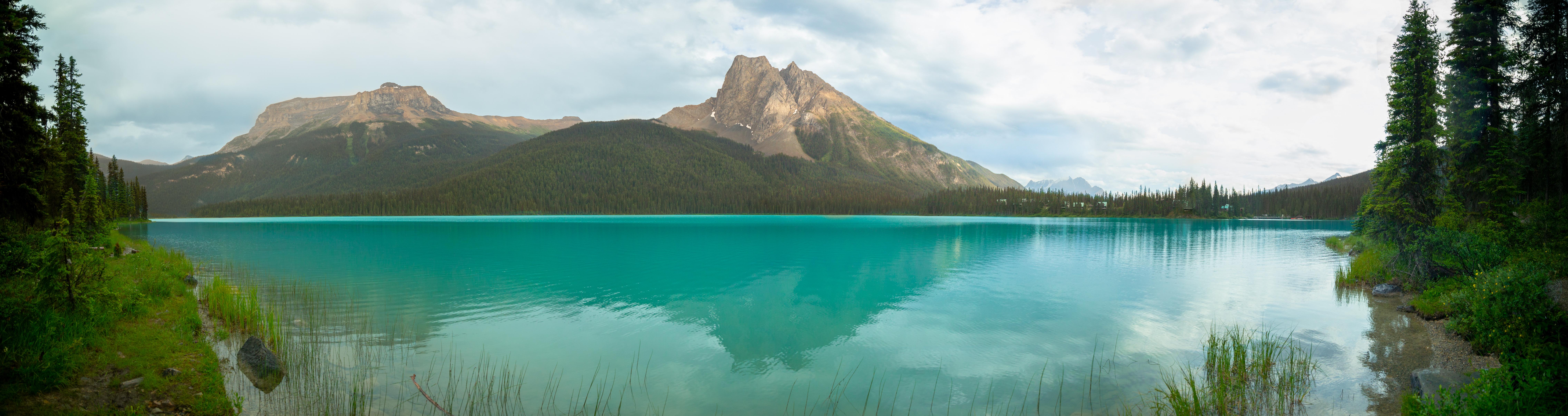 Emerald Lake Panorama-1