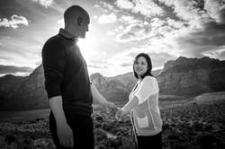 Nilas Photography - Post Wedding Session - Las Vegas - Red Rock - Nevada-17