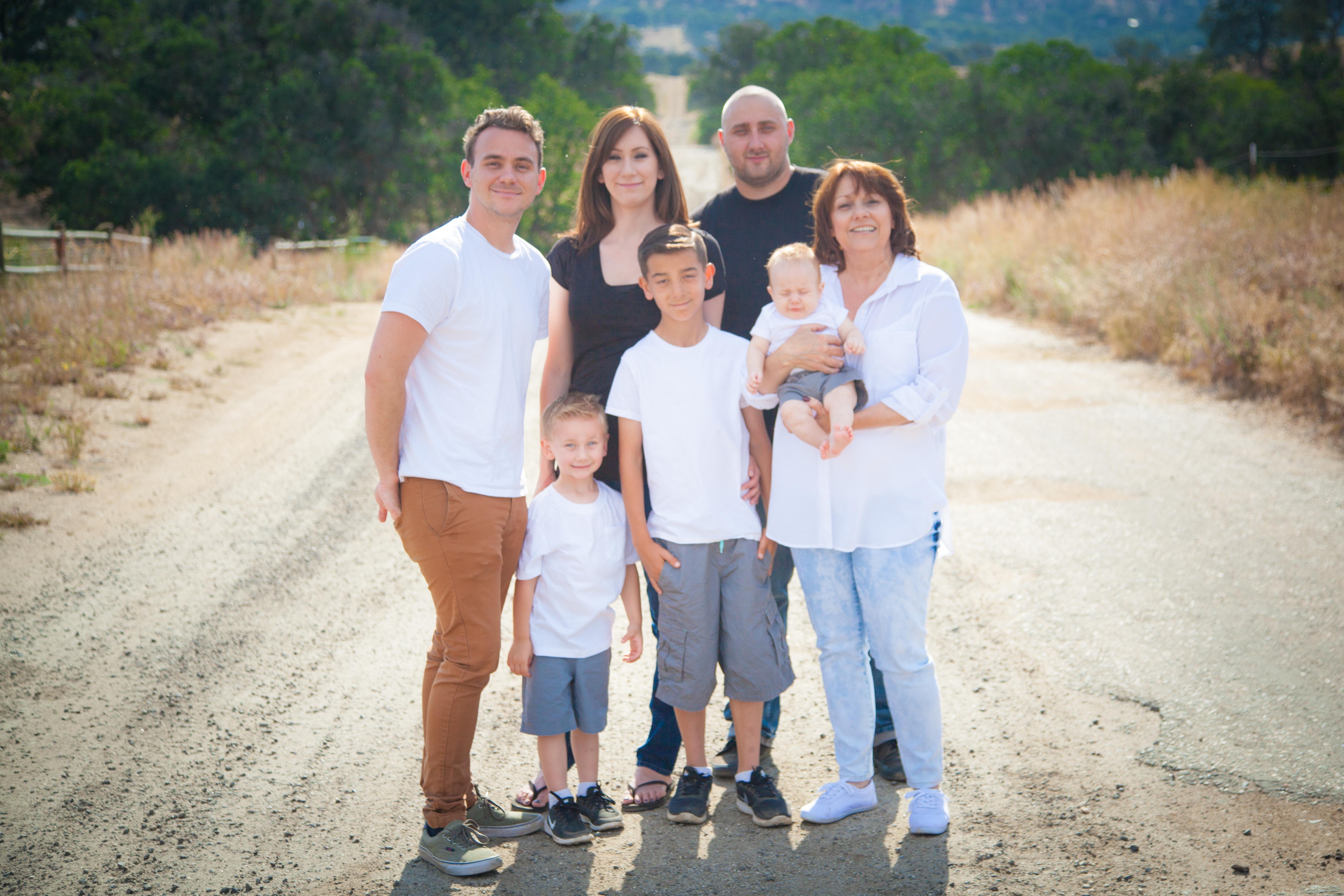 Jessica Johnson- Family - Tehachapi - Nilas Photography-12