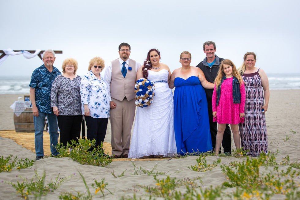 Ashley and Robert - Seaside Oregon - Nil