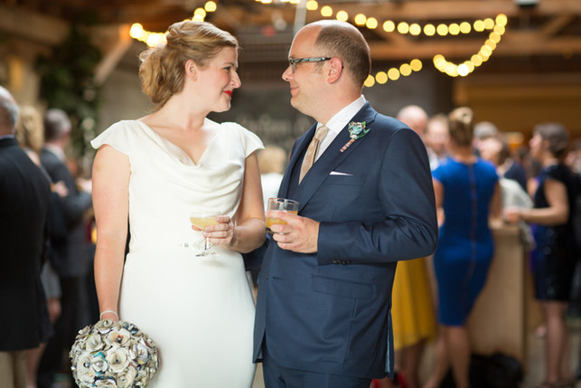 Anna Sneaks - Wedding - Nilas Photograph