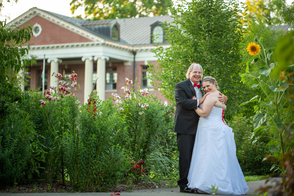 Stephanie and Greg - McMenamins Grand Lo