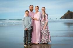 Anastasia Snegireff - Family Session - Roads End - Lincoln City - Oregon - 2017 - Nilas Photography-