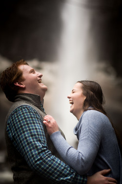 Cailyn & Jake Engagement Session - Latou