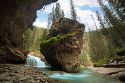 Johnston Canyon - Canada - Nilas Photogr