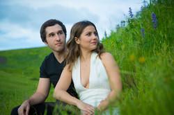 Shayna & Andy - Engagement - Las Virgene
