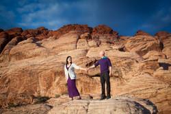 Nilas Photography - Post Wedding Session - Las Vegas - Red Rock - Nevada-31