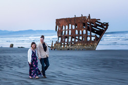 Gabby and Colton - Wreck of the Peter Ir