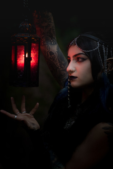 Dark Ages 1 -  Nilas Photography - Weddi