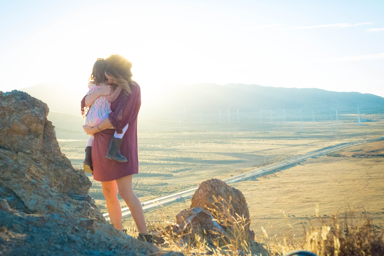 Cassandra & Quinn - Mother Daughter Photoshoot - Tehachapi - California - Nilas - Photography - Phot