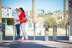 Amber & Danie - Couple session - Lake Dolores Waterpark - Newberry Springs - Nilas Photography - Pho