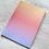 Thumbnail: Desk Planner   Minhas Anotações   Arco-Íris