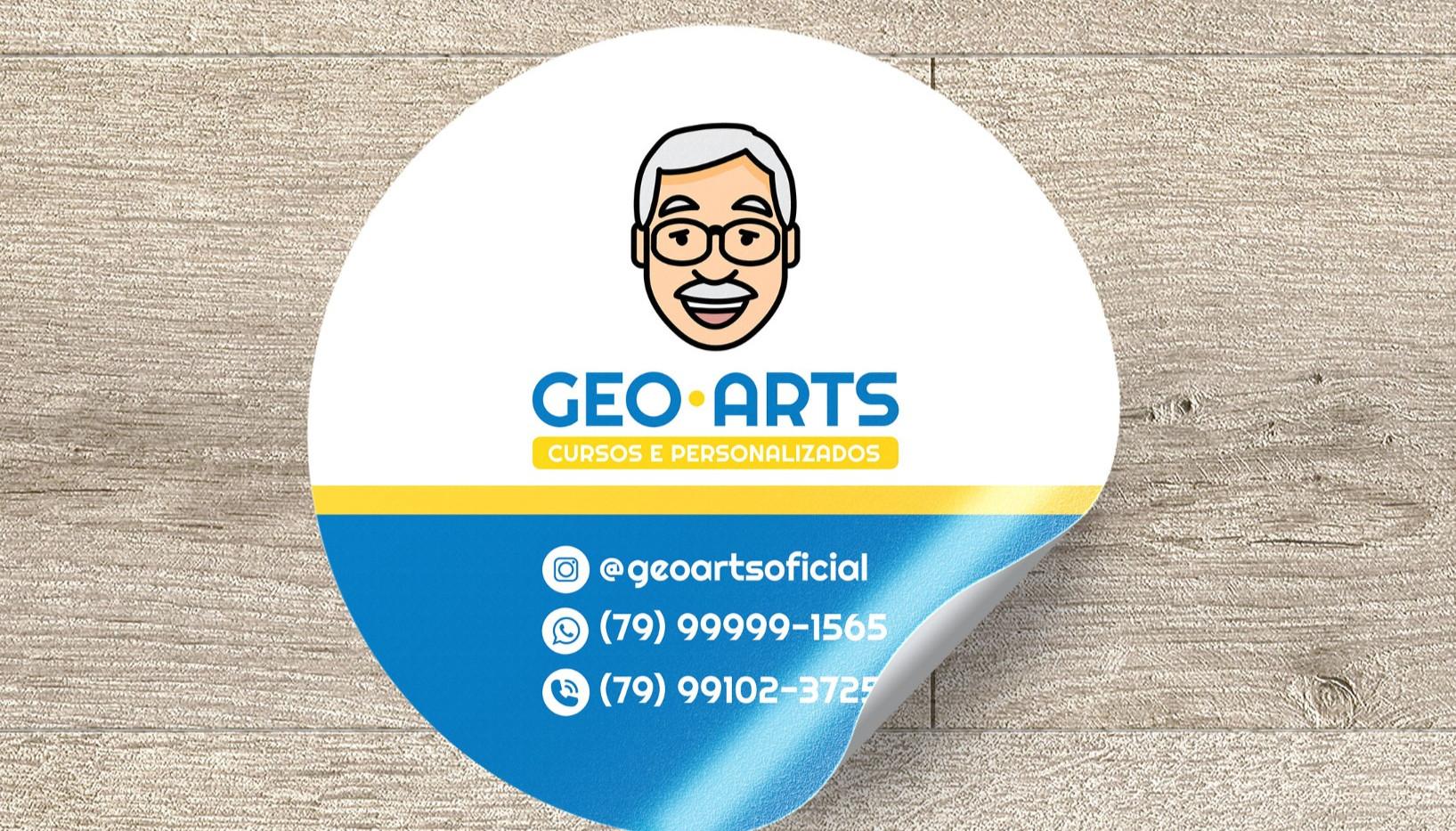 Adesivo   GeoArts