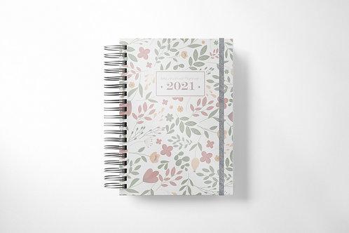 Meu Incrível Planner 2021   Floral
