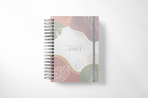 Meu Incrível Planner 2021 | Monstera