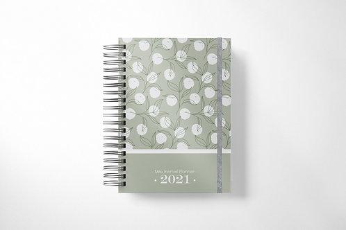 Meu Incrível Planner 2021 | Verdejando (+Nome!)
