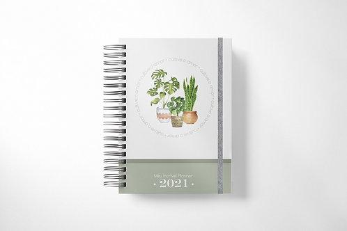 Meu Incrível Planner 2021 | Floresta Urbana (+Nome!)