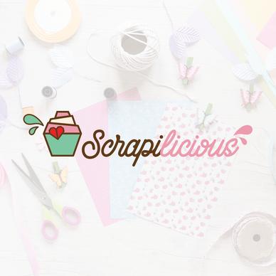 Scrapilicious Logotipo