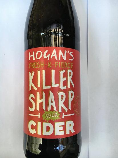Hogan's Killer Sharp Cider - 5.8% 500ml x 12