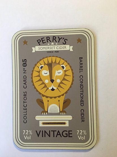 Perry's Bag in Box - Vintage 6.7% - 12 month Barrel Aged