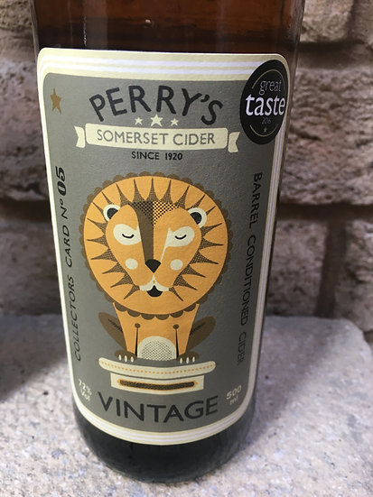Perry's Vintage cider 7.2% 12x500ml