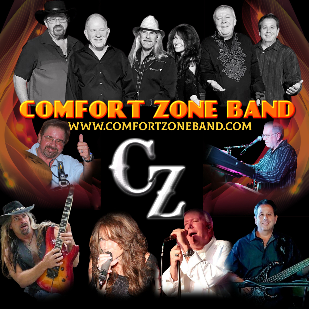 Comfort Zone Band CZ logo
