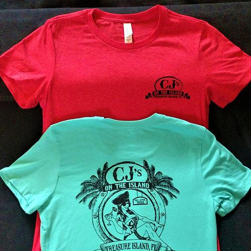 CJ's Women's T shirt