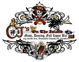CJ's On The Island Treasure Island, Florida