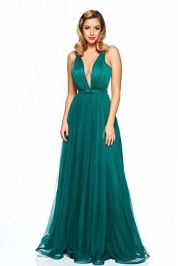 rochie-ana-radu-first-lady-green
