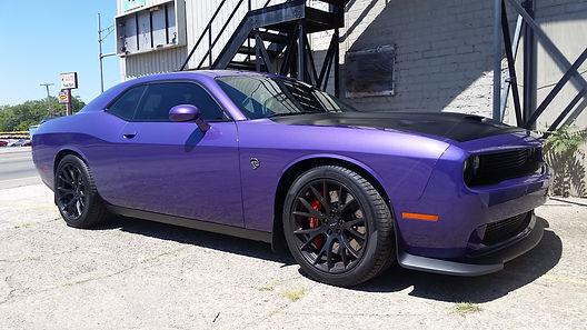 Charger Automotive Tint