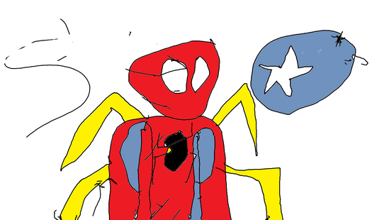 Spiderman By Yoel