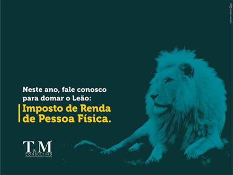 Fale conosco para domar o Leão!