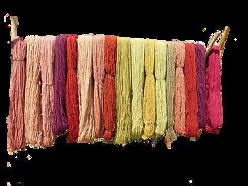 wool-woolen-yarn-hand-spun-dyed-royalty-