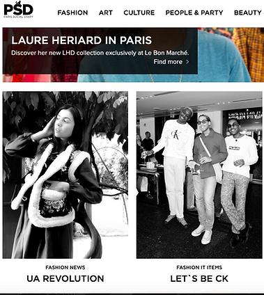 Paris social diary interview