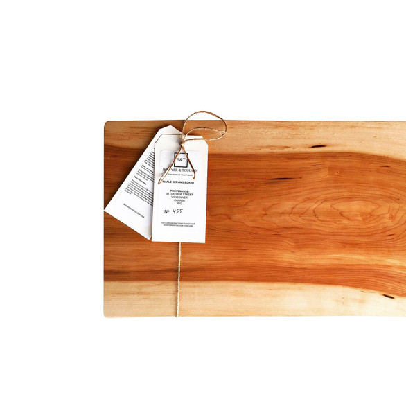 $100.00 - Maple Chopping Board