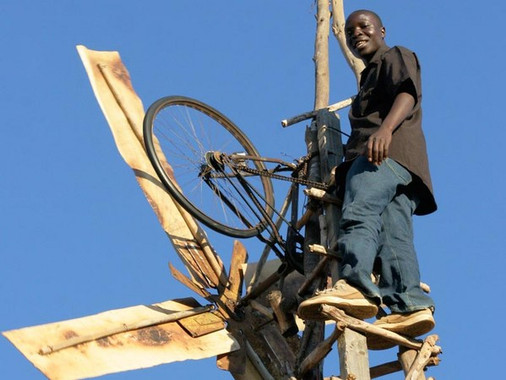 Inspiration at Its Best: The Boy Who Harnessed The Wind