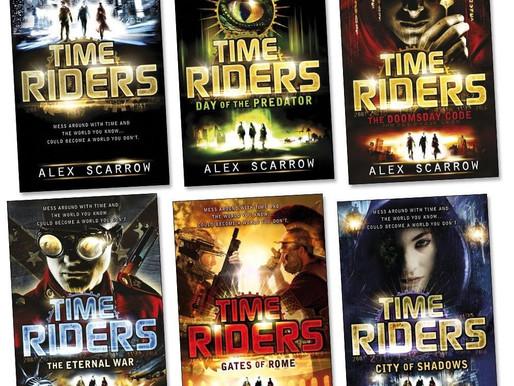Fiction Fun 1: TimeRiders Series By Alex Scarrow